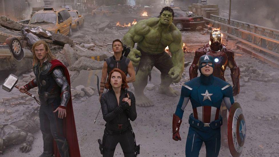 The Avengers (Walt Disney)
