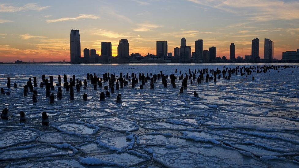Shifting climates change the shape of the land, rendering maps outdated (Getty Images)