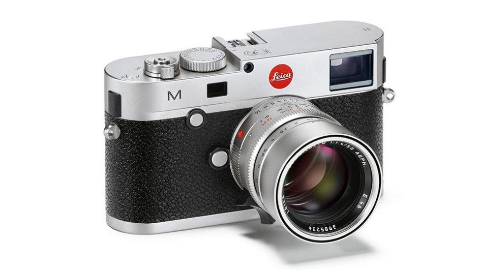 M rangefinder cameras Leica limited edition 100th anniversary