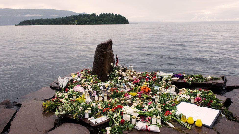 Around half the survivors of the shootings on Utoya Island in 2011 suffered long-term mental health difficulties including PTSD (Getty Images)