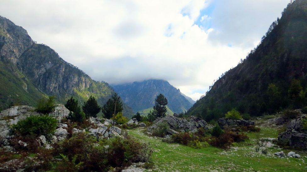 Vistas reminiscent of Old World Transylvania. (Adam H Graham)