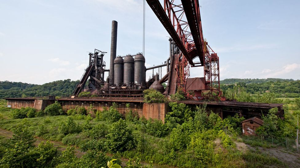 Carrie Furnaces, Pennsylvania