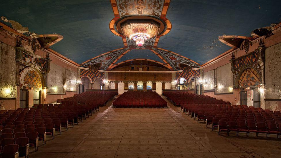 Lansdowne Theatre, Pennsylvania