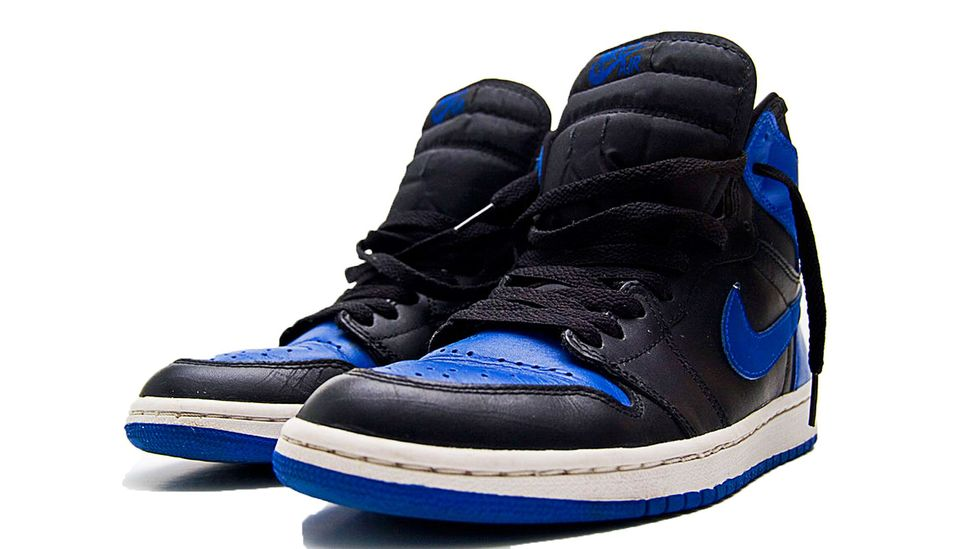 Sneakers became hot collectibles after the release of Michael Jordan's Air Jordan 1. (Creative Commons)