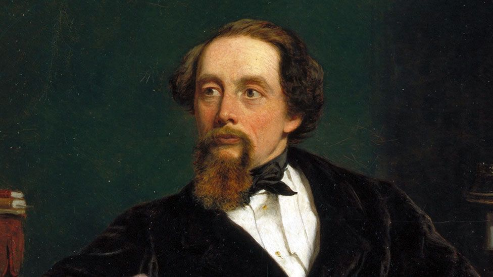 Charles Dickens (V&A Images / Alamy)