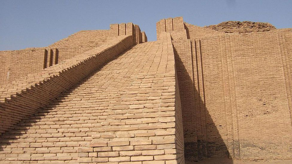 The world's first skyscrapers may have been the ziggurats of ancient Mesopotamia (Jim Gordon/Flickr/CC BY 2.0)