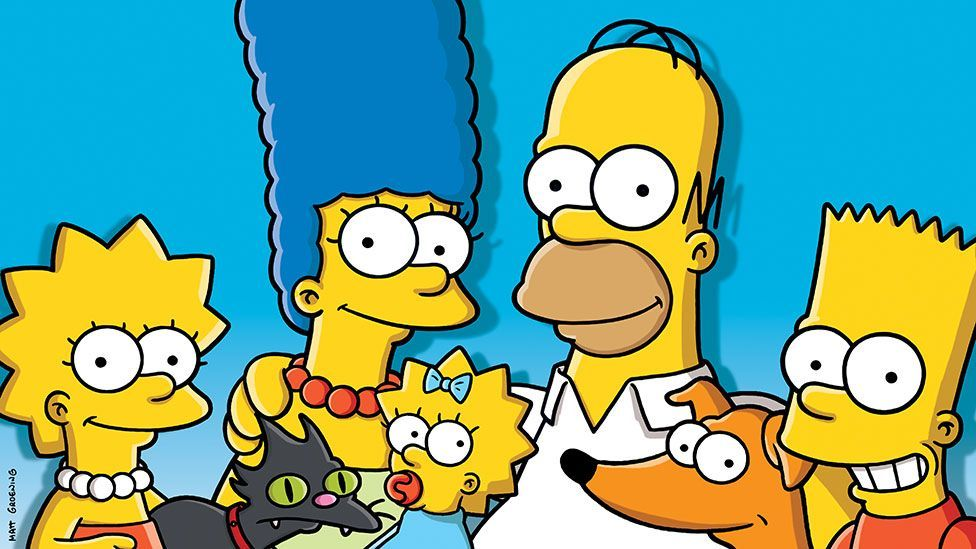 How The Simpsons Changed Tv Bbc Culture