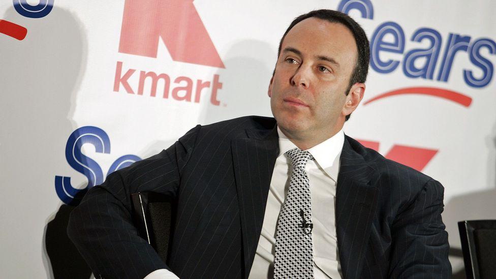 Number 4: Eddie Lampert, Sears Holdings
