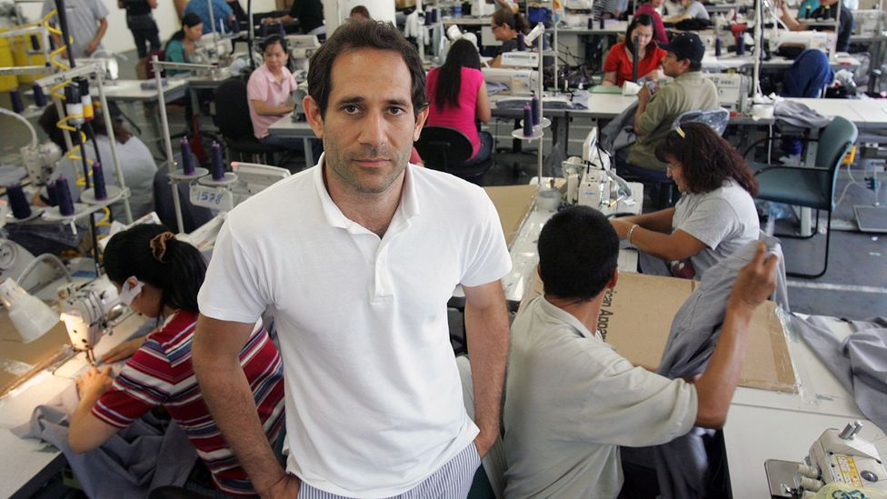 Number 2: Dov Charney, American Apparel
