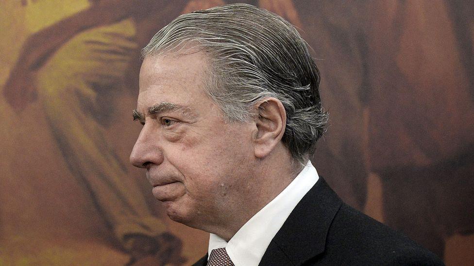 Number 1: Ricardo Espirito Santo Silva Salgado, Banco Espirito Santo (BES)