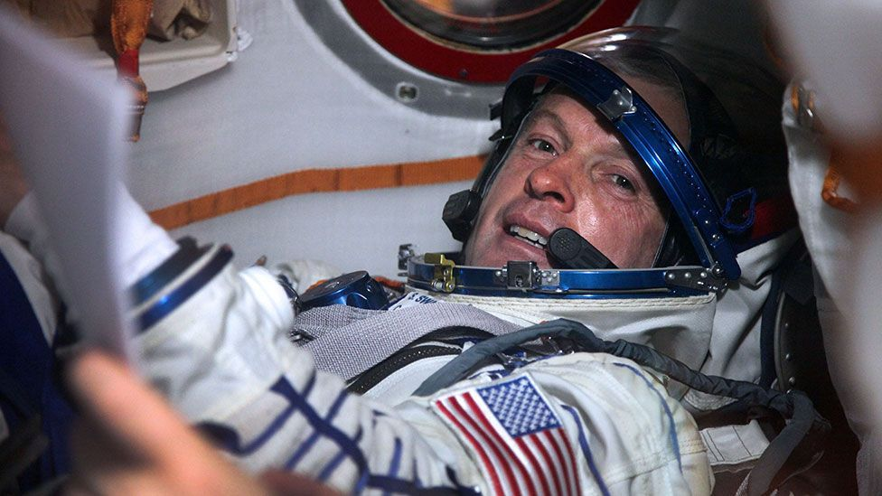 Nasa was once concerned that astronauts' flatulence would be lethal in the confines of a spacecraft (STR/AFP/Getty Images)