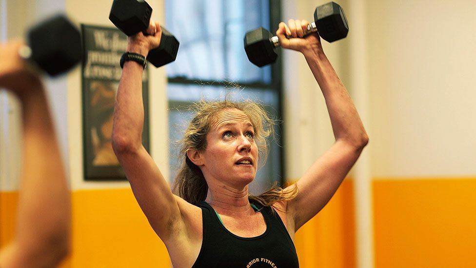 Feeling guilty about your bad habits may, ironically, prevent you from summoning the willpower to hit the gym (Thinkstock)