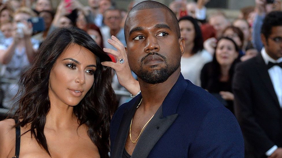 Could a guilt-free evening with Kanye West and Kim Kardashian be the best way to restore your willpower and self-control? (Anthony Harvey/Getty Images)
