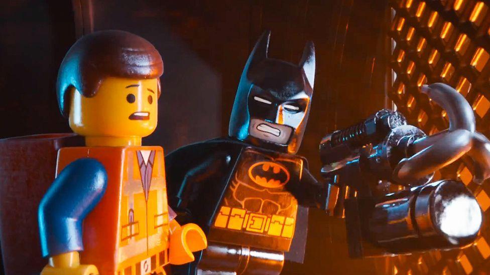 8. The Lego Movie
