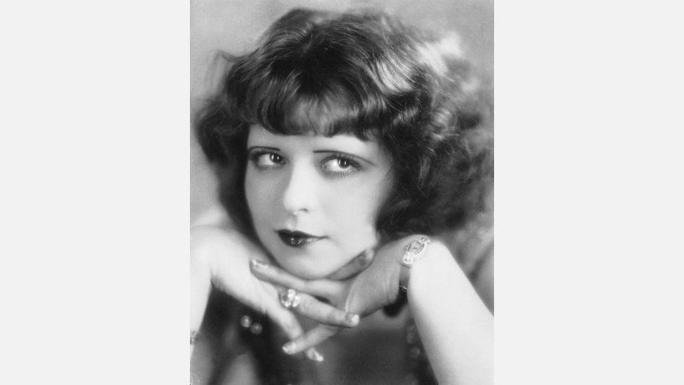 Clara Bow became a smash hit with audiences in It and other silent films of the late 1920s because of her unpretentious demeanor (Corbis)