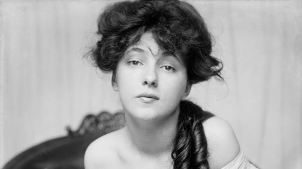 Evelyn Nesbit: The world's first supermodel - BBC Culture