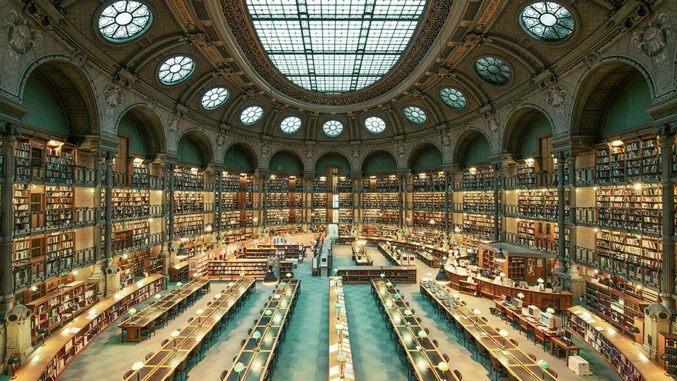 Bibliothèque Nationale de France, Paris (Franck Bohbot)