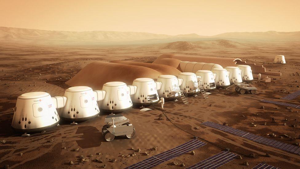 (Mars One)