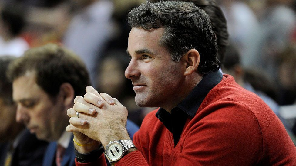 Number 2: Kevin Plank, Under Armour