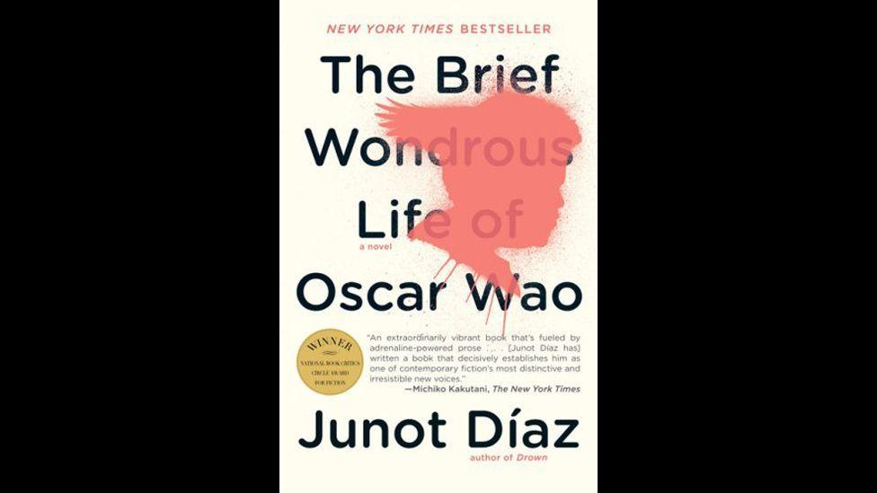 1. Junot Díaz, The Brief Wondrous Life of Oscar Wao (2007)