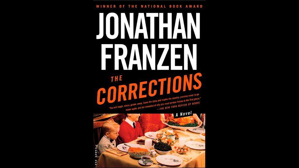 5. Jonathan Franzen, The Corrections (2001)