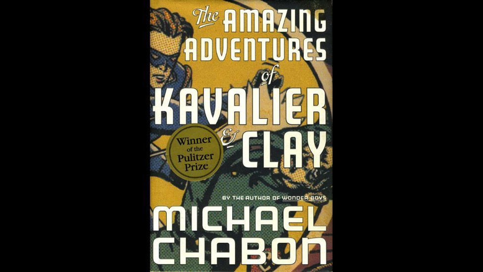 6. Michael Chabon, The Amazing Adventures of Kavalier & Clay (2000)