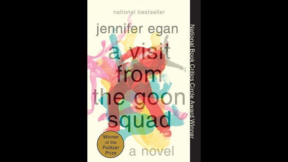 7. Jennifer Egan, A Visit from the Goon Squad (2010)