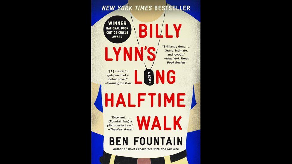 8. Ben Fountain, Billy Lynn's Long Halftime Walk (2012)