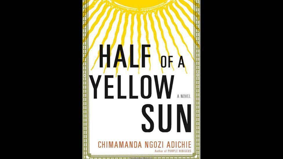 10. Chimamanda Ngozi Adichie, Half of a Yellow Sun (2006)