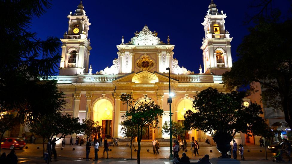The Cathedral of Salta. (William Nilly/Getty)