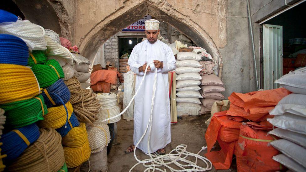 Nizwa's busy souq. (Aldo Pavan/Getty)