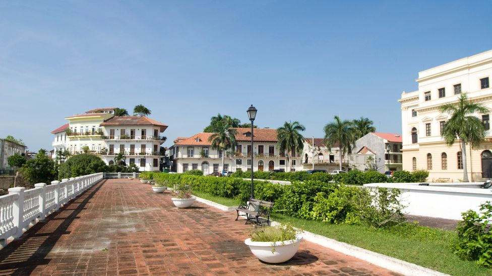 Casco Viejo, a popular location for expat housing in Panama City. (Thinkstock)