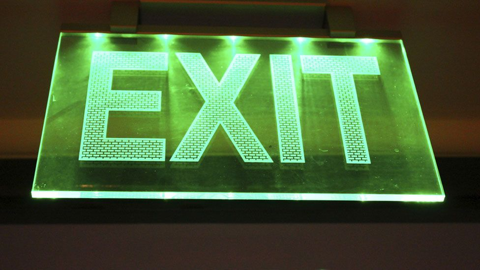 Check your exits beforehand - you may not have the sense to in a crisis (Thinkstock)