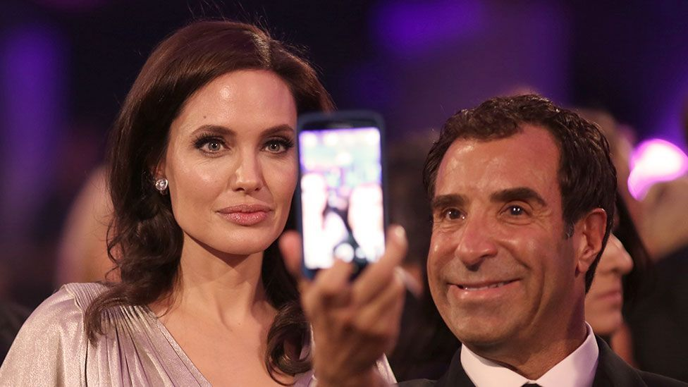 A-list celebrities are increasingly under threat from phone exposees (Getty Images)