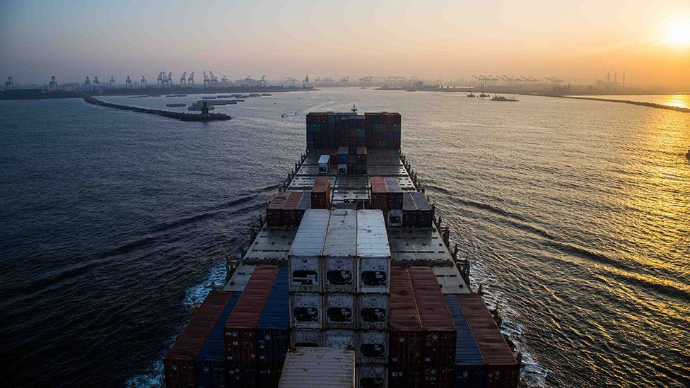 Arriving at Kaohsiung Port in Taiwan (Kate Davies/Unknown Fields)