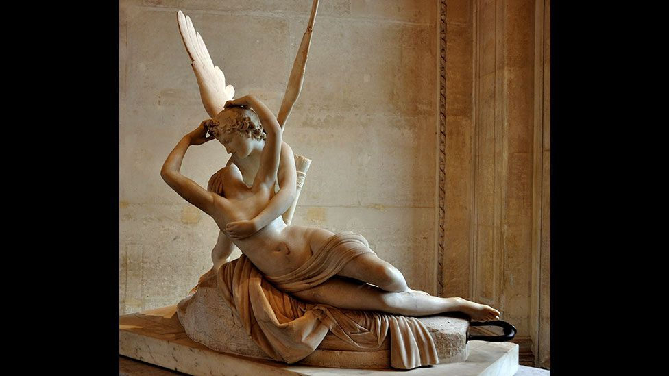 Psyche Revived by Cupid's Kiss, 1787-1793