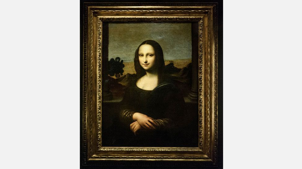 The 'Isleworth Mona Lisa' appears to depict Lisa Gherardini about 10 years earlier than the Mona Lisa that hangs a the Louvre (Courtesy of The Mona Lisa Foundation)