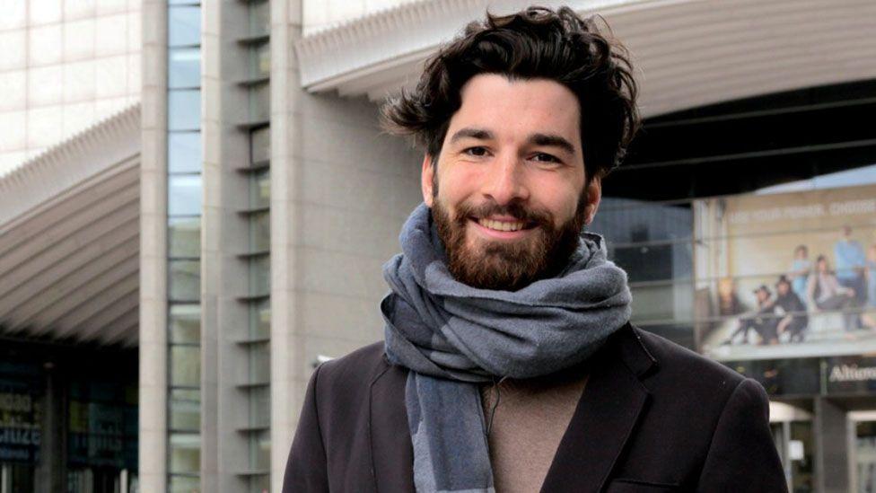 Pierre-Julien Bosser had four internships before founding InternsGoPro (Credit: Citizens Pact)