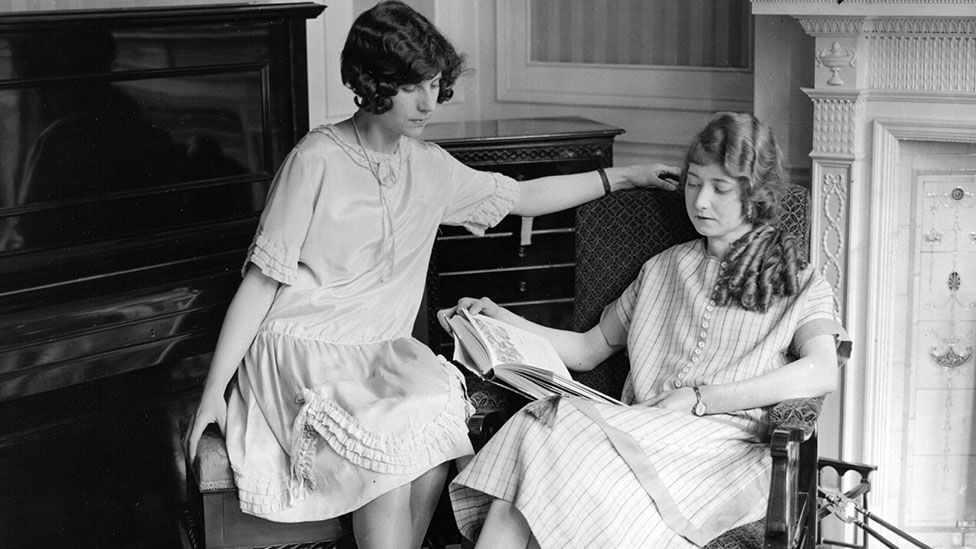 Along with the many notable novels of 1925, The New Yorker was founded that year - documenting socialites' lives and featuring short stories (Credit: Topical Press Agency/Getty)