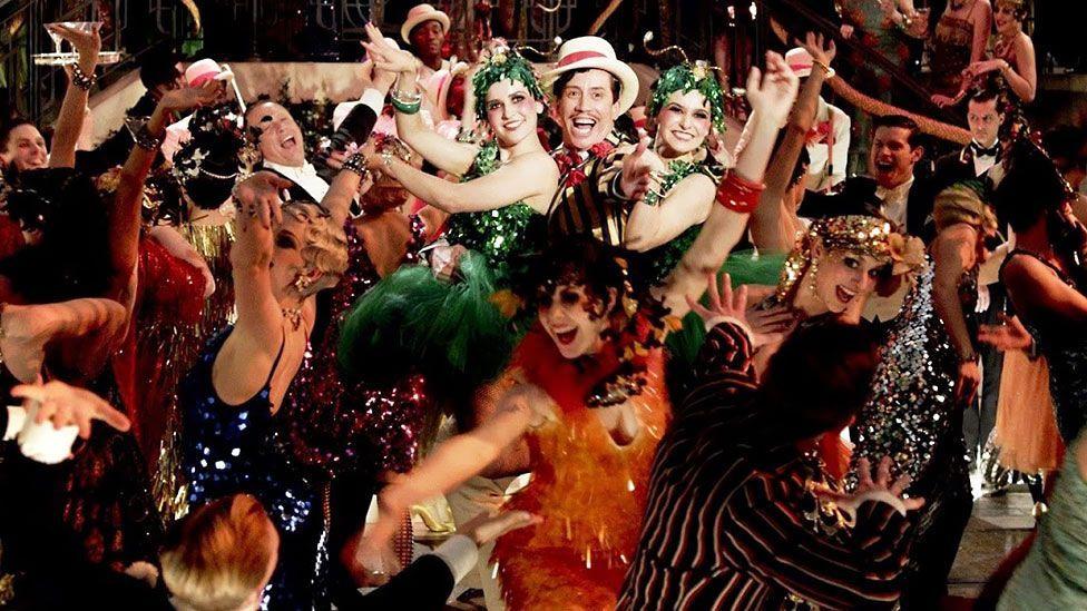 Baz Luhrmann's The Great Gatsby (Credit: Warner Bros)