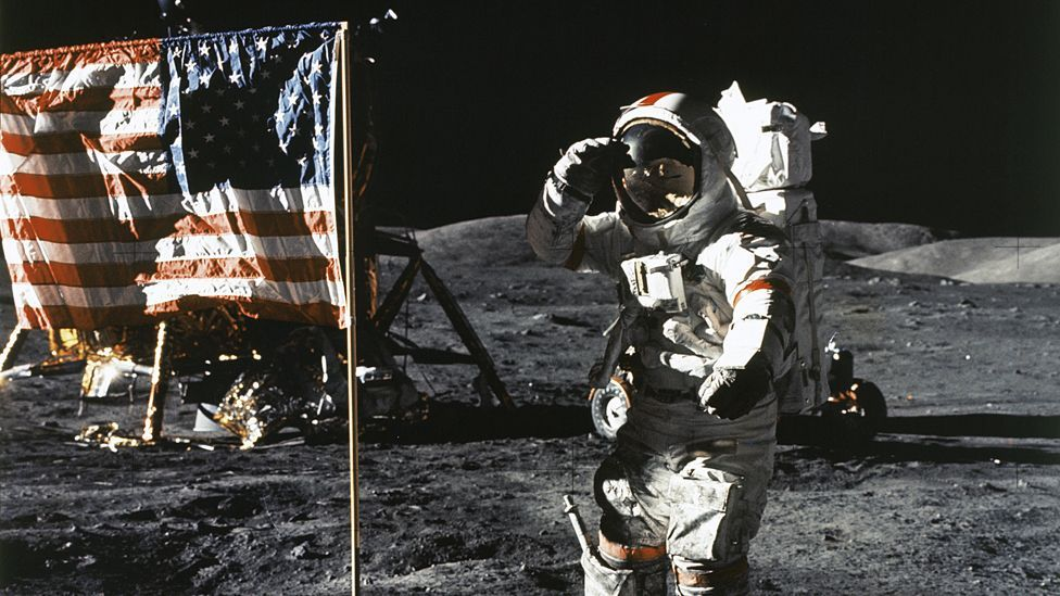 The Gemini programme allowed astronauts such as Gene Cernan (pictured) to reach the Moon (Credit: Nasa/SPL)