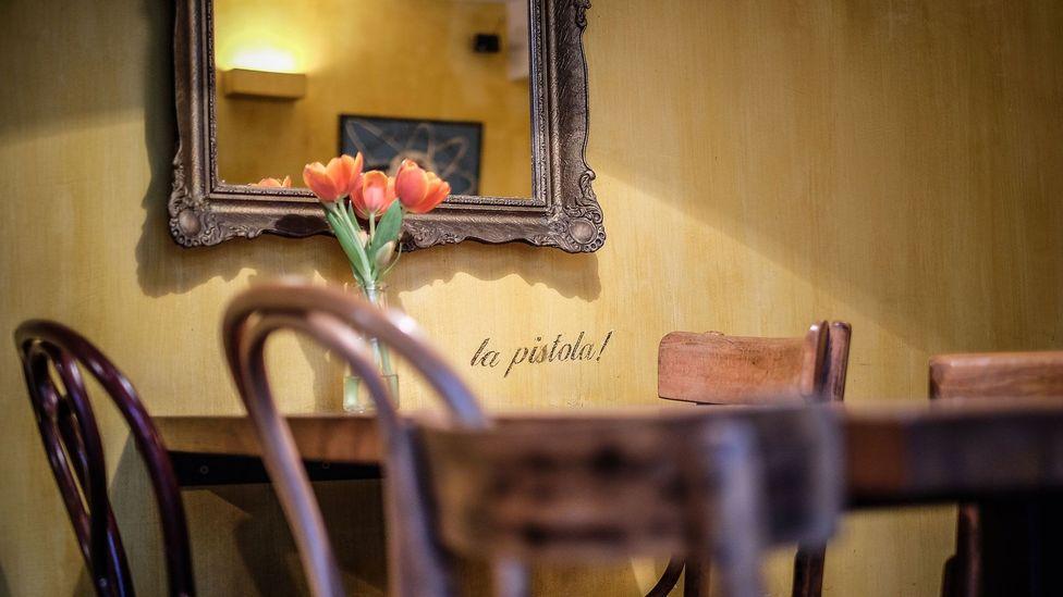 Inside Mali Bar. (Credit: Sanjin Kastelan)
