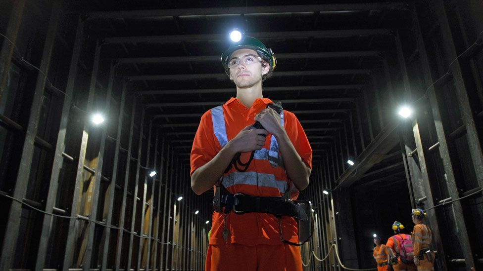 At Boulby mine in the UK, incredible science is happening now (Credit: Getty Images)