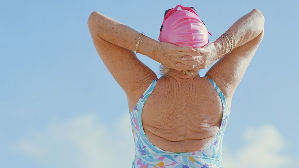 Centenarians often look and act younger throughout their senior years (Credit: Getty Images)