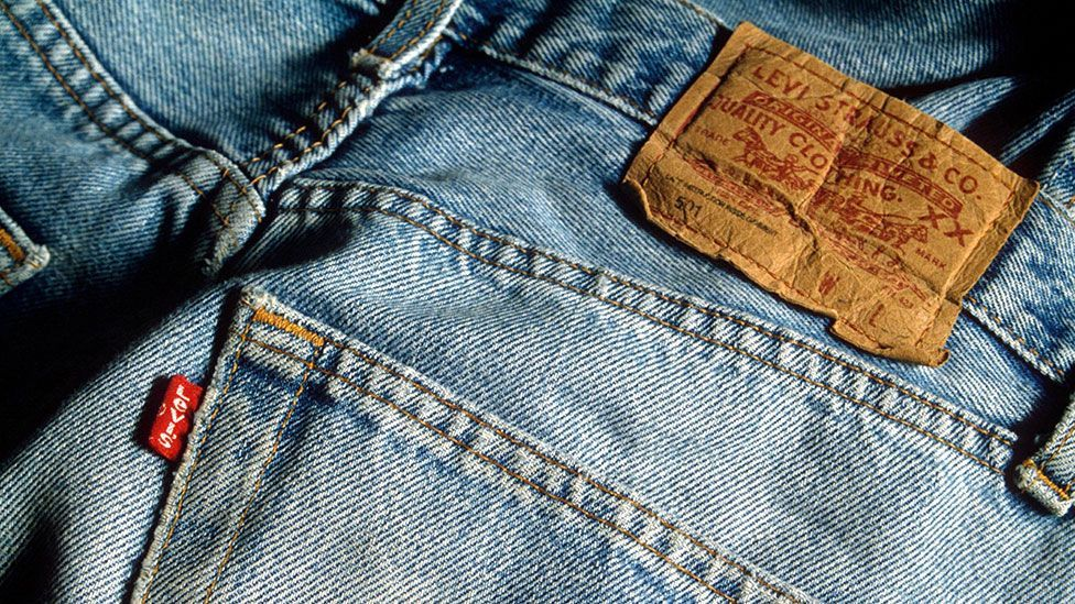 The future of jeans looks to be just as durable as their tough-wearing reputation (Credit: Rex)