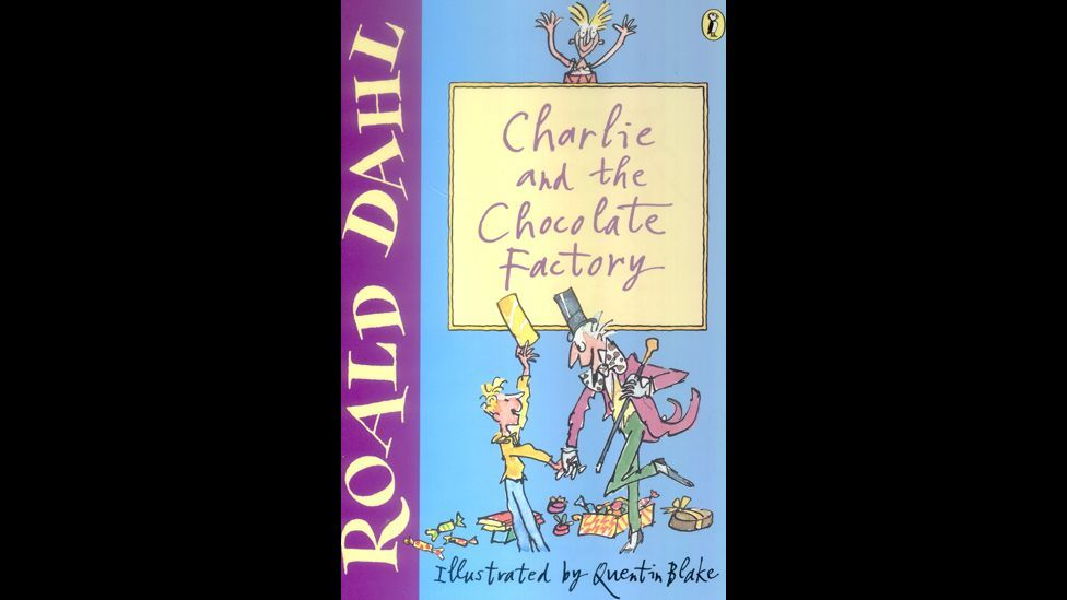 8. Roald Dahl, Charlie and the Chocolate Factory (1964)