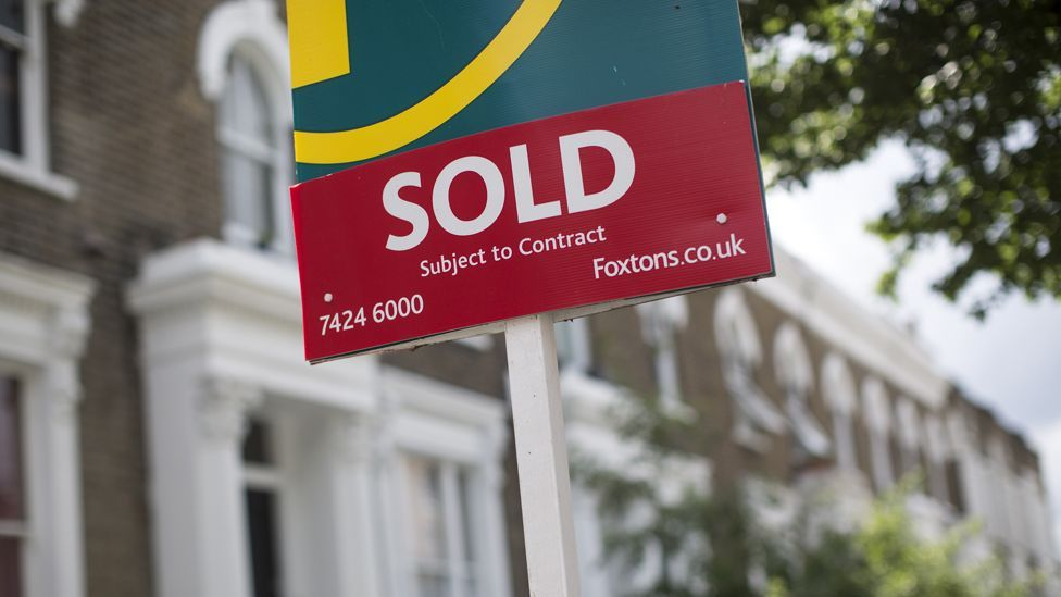 The cost of housing in London is far higher than other cities in the UK (Credit: Getty Images)