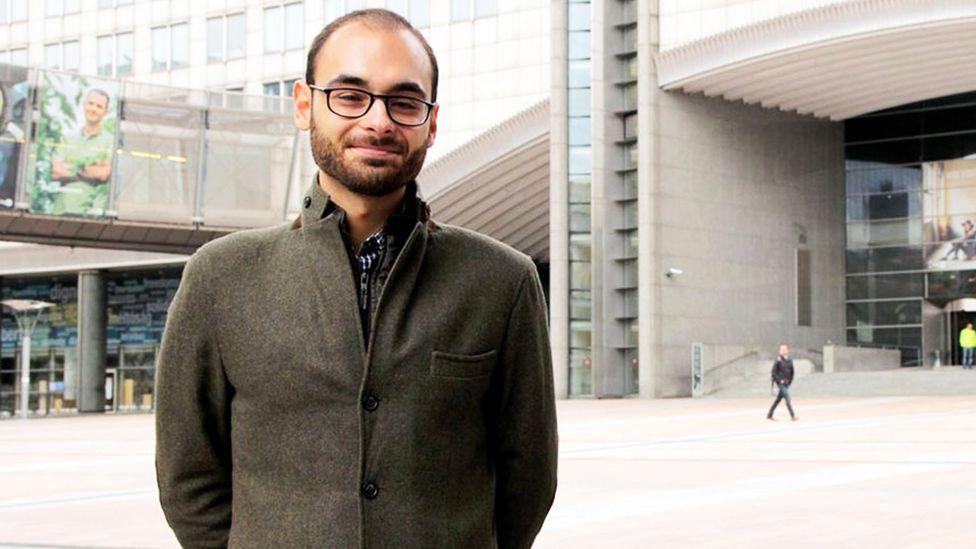 Nuno Loureiro did six unpaid internships over three years. (Credit: European Voices)