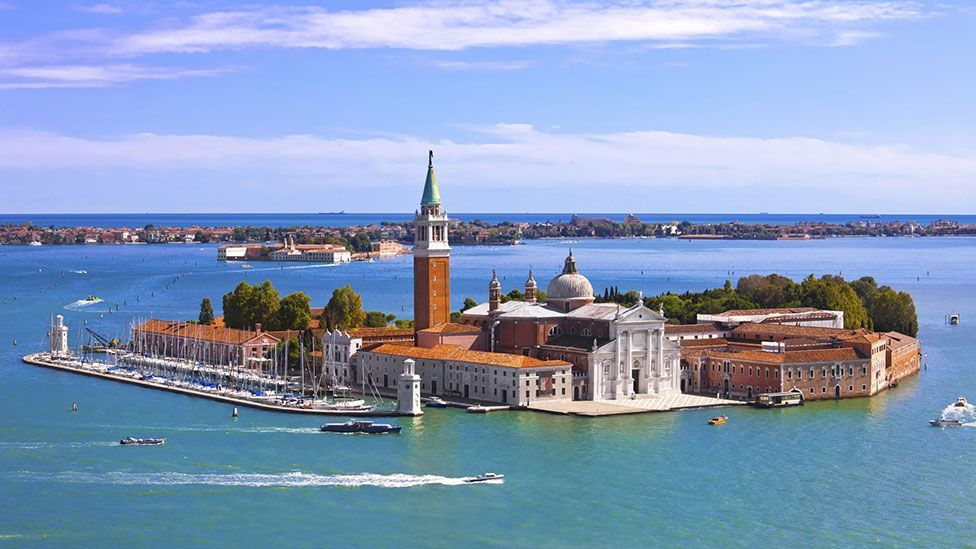 In many ways, Venice began as an aquatic city, settled by rootless citizens (Credit: Thinkstock)