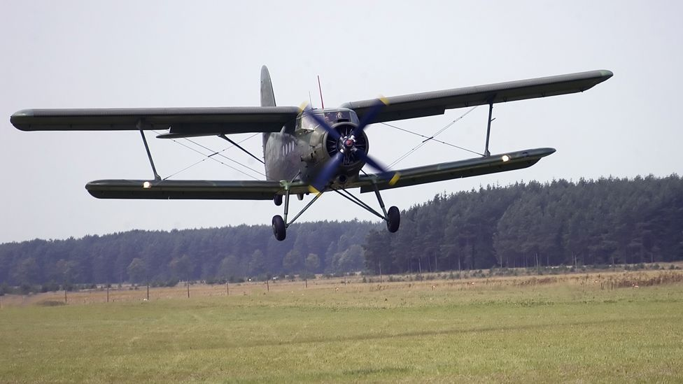 An An-2 can take off and land in only a few hundred metres (Credit: Getty Images)